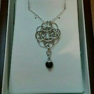 Jewelry - Love You Celtic Essential Oil Necklace